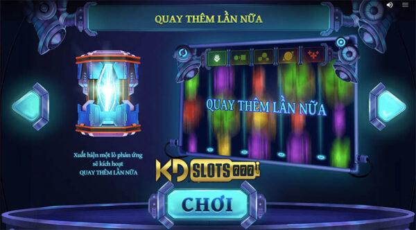 Reactor game slot thưởng bất ngờ, đừng phớt lờ!!