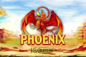 Red Phoenix Rising game slot – Phượng hoàng ma thuật