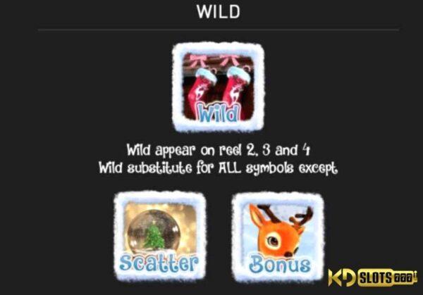 Winter wonderland Game slot – Đêm giáng sinh an lành