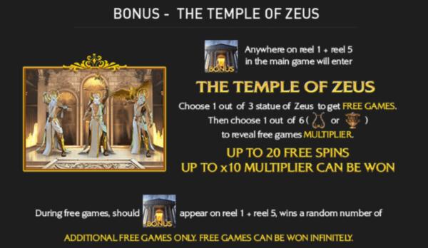 Zeus game slot – Hóa thân và chiến đấu như một vị thần