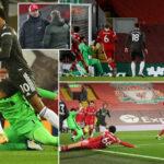 Maguire thất vọng khi MU bị Liverpool cầm hòa