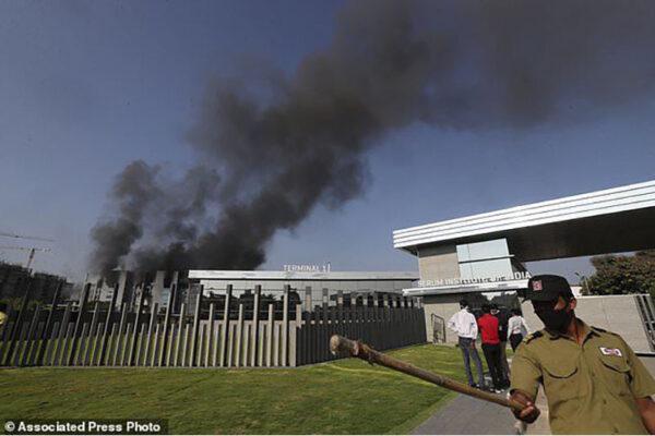 Cháy lớn tại nhà máy sản xuất vaccine Covid-19 lớn nhất thế giới