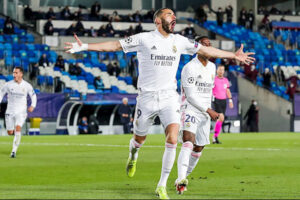 Kết quả bóng đá cúp C1 17/3: Real Madrid vs Atalanta