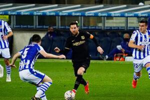 Real Sociedad 1-6 Barcelona: Messi lập cú đúp