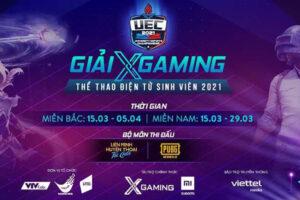 Giải XGaming - Tốc Chiến - UEC 2021: Cách thức đăng ký