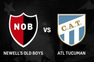 Nhận định soi kèo Atletico Tucuman vs Newells Old Boys
