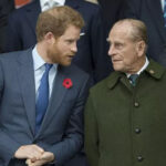Hoàng tử Harry đã có mặt tại Anh để chịu tang ông nội