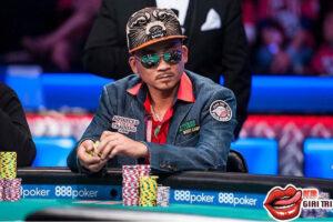 Vua Poker gốc Việt - Cao thủ Poker Qui Nguyễn
