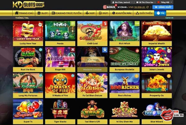 Đâu là Casino game slot đổi thưởng đáng tin cậy nhất hiện nay