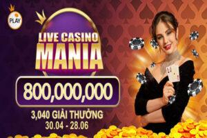 Giải đấu Slot Mania dành cho thành viên chơi Pragmatic Play