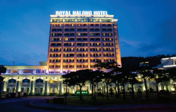 Casino Royal Hạ Long ở Việt Nam