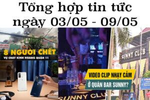 Tổng hợp tin vắn tuần qua tại Việt Nam và Thế Giới