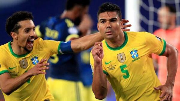 Brazil 2-1 Colombia: Bàn thắng phút 90+10