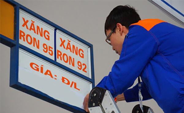 Giá xăng dầu đồng loạt tăng trong ngày 26/6