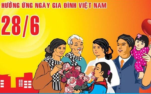 Ngày Gia đình Việt Nam - giữ lửa yêu thương qua công nghệ
