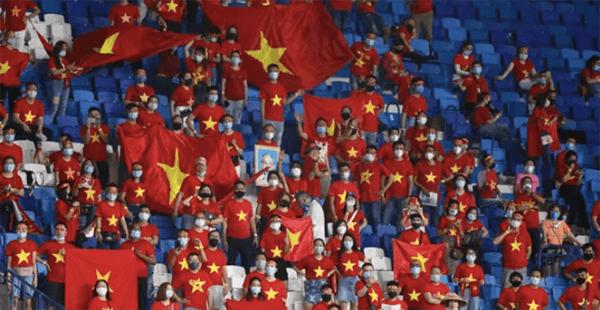 World Cup 2022 - bóng đá đội tuyển Việt Nam là đội duy nhất của Đông Nam Á chiến thắng