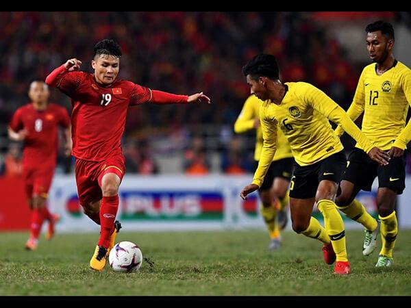 đội tuyển bóng đá Việt Nam - đội tuyển Malaysia