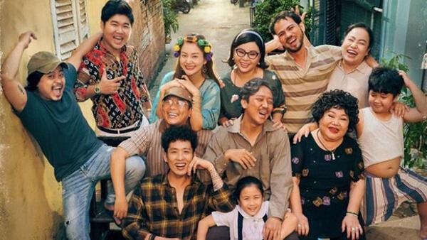 Phim Bố Già vượt mốc 1 triệu USD