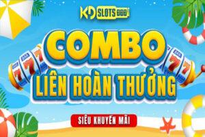 Khuyến mãi bonus liên hoàn KDSlots Việt Nam