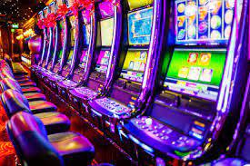Slot machine - nổ hũ là gì