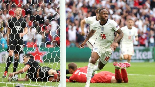Kết quả Anh vs Đức