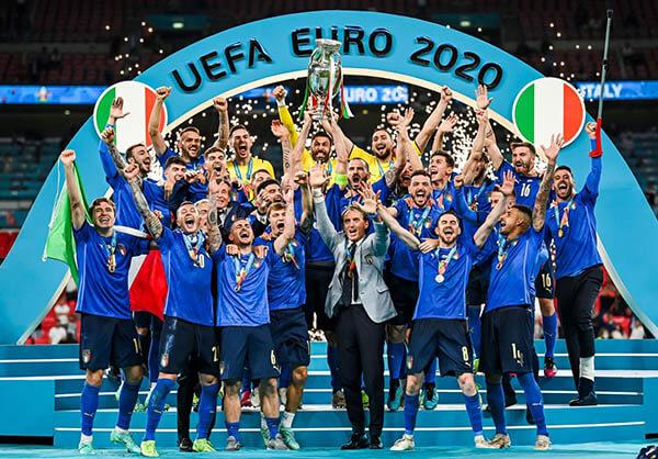 Kết quả bóng đá Euro 2021 hôm nay 11/7: Nghẹt thở penalty